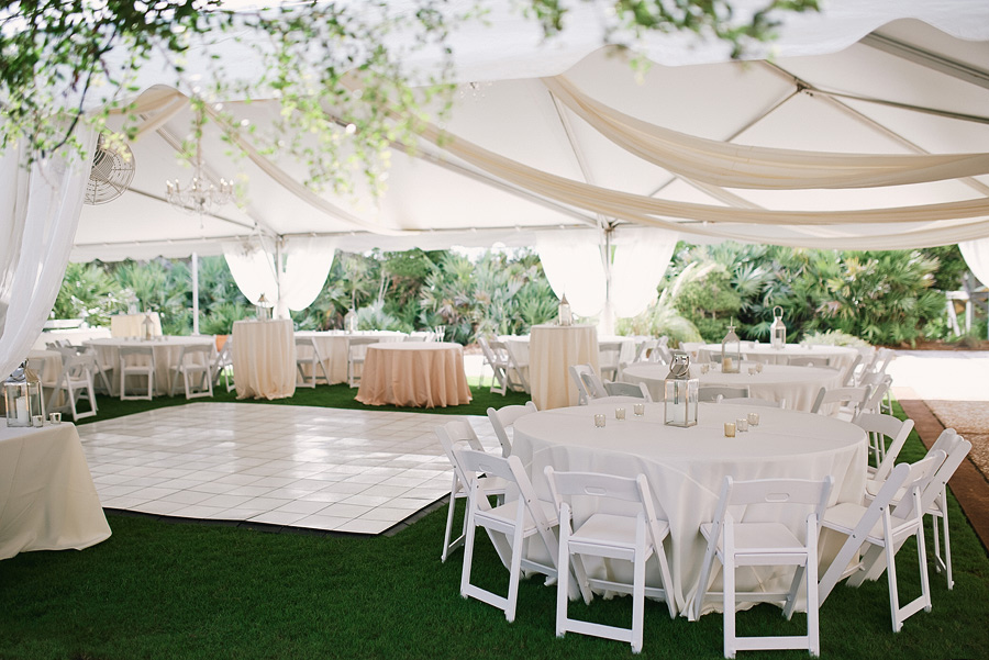 Watercolor Inn Resort Their Intimate Ceremony And Reception Took Place On A Thursday Which Was Great Because It Gave Them The Rest Of Week To