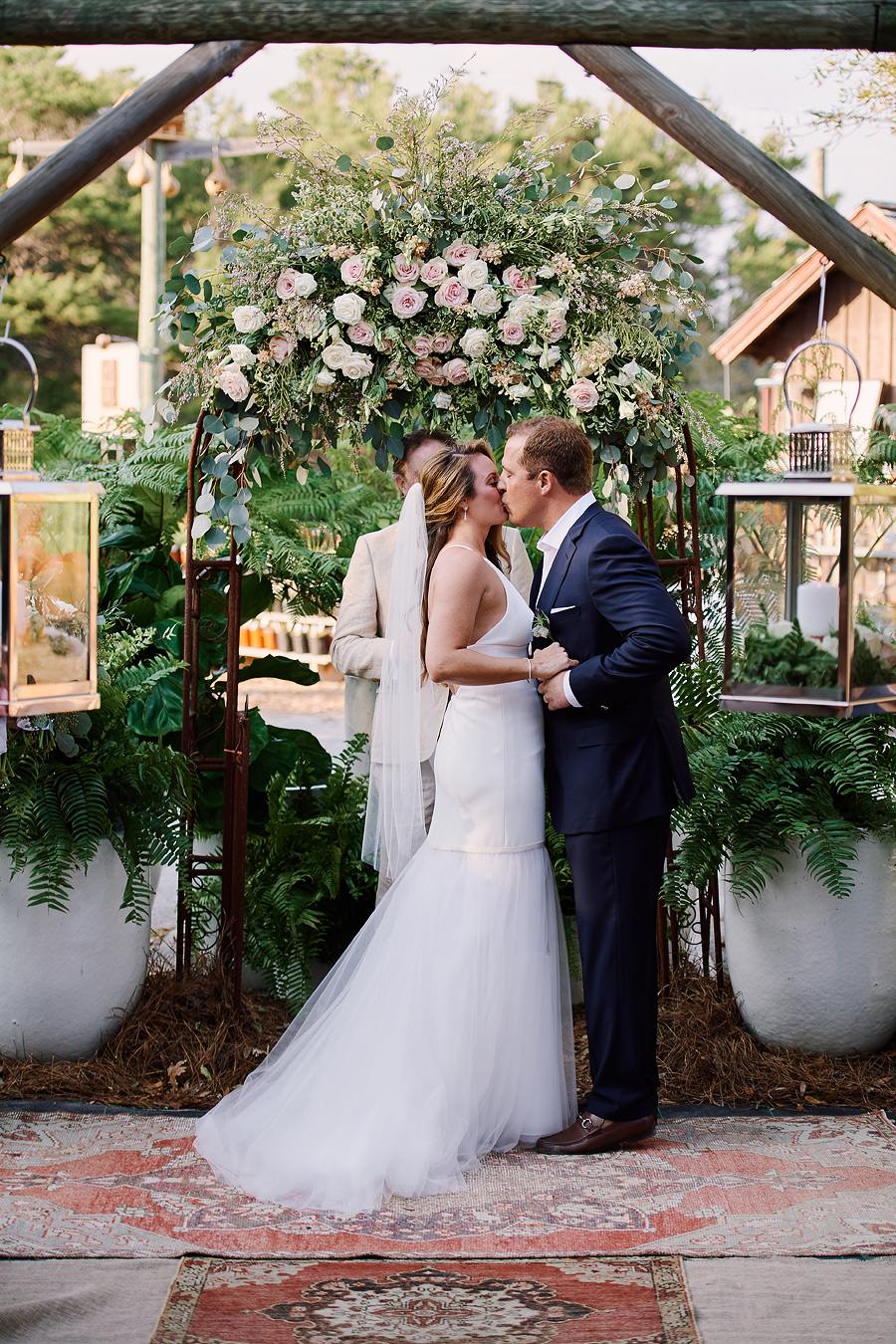 Melissa clausen wedding